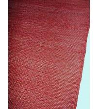 Fonal rongyszőnyeg bordó 70 x 170 cm