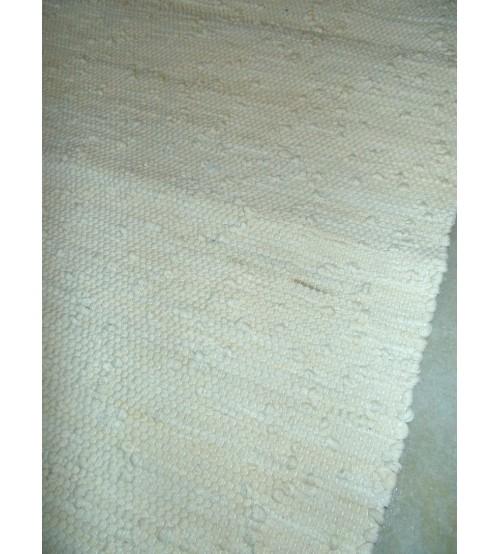 Hagyományos rongyszőnyeg nyers 70 x 165 cm