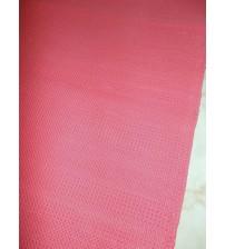 Pamut rongyszőnyeg rózsaszín 90 x 190 cm