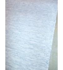Pamut rongyszőnyeg kék 75 x 110 cm