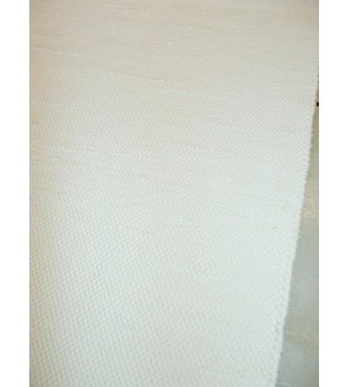 Pamut rongyszőnyeg nyers 65 x 205 cm