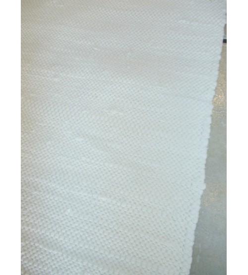 Pamut rongyszőnyeg nyers 70 x 180 cm
