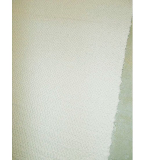 Pamut rongyszőnyeg nyers 70 x 205 cm