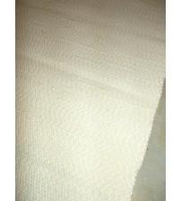 Pamut rongyszőnyeg nyers 75 x 140 cm