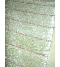 Memory rongyszőnyeg zöld, bordó 55 x 200 cm