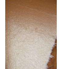 Bolyhos rongyszőnyeg nyers 70 x 160 cm