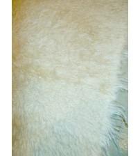 Bolyhos rongyszőnyeg nyers 60 x 70 cm