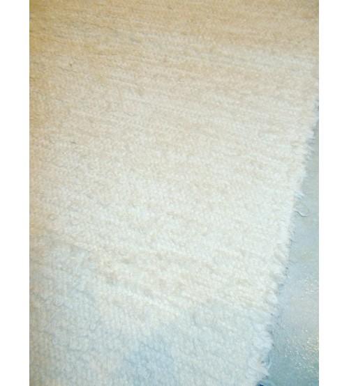Bolyhos rongyszőnyeg nyers 70 x 75 cm