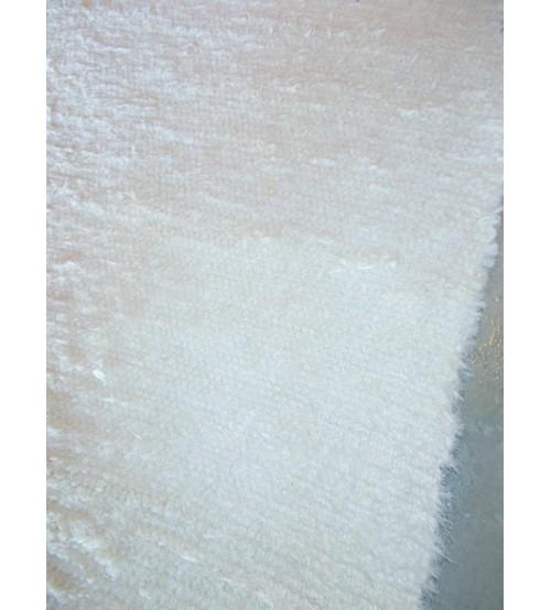 Bolyhos rongyszőnyeg nyers 160 x 200 cm