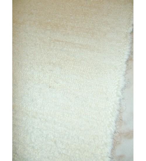 Bolyhos rongyszőnyeg nyers 55 x 70 cm