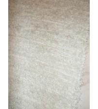 Bolyhos rongyszőnyeg szürke 80 x 135 cm