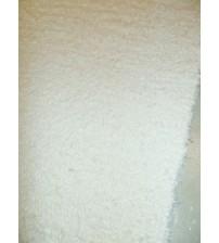 Bolyhos rongyszőnyeg nyers 80 x 150 cm