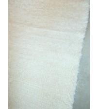 Bolyhos rongyszőnyeg nyers 160 x 160 cm