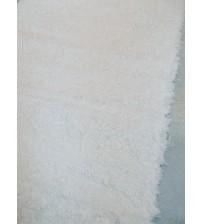 Bolyhos rongyszőnyeg nyers 40 x 200 cm