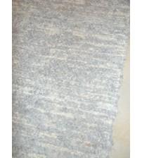 Bolyhos rongyszőnyeg szürke, nyers 65 x 100 cm