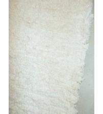 Bolyhos rongyszőnyeg nyers 85 x 140 cm