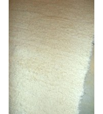 Bolyhos rongyszőnyeg nyers 70 x 185 cm